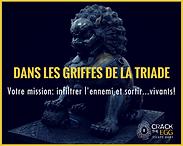 La Triade Chinatown - Crack the Egg Escape Game Paris