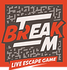 LOGO TEAM BREAK ESCAPE GAME