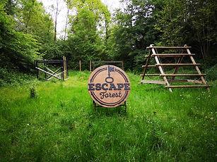 Escape Forest - Escape Game Bois de Rosoy