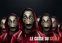 Le Casse du Siècle - Closed Escape Game