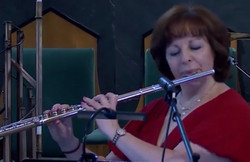 At the FlutePid Concert 2017