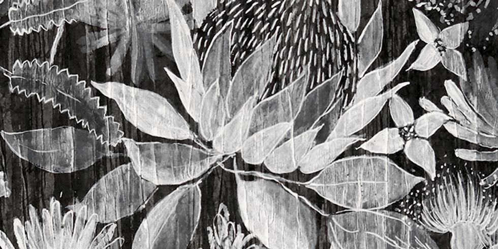 Floral series at Malvern Artists Society