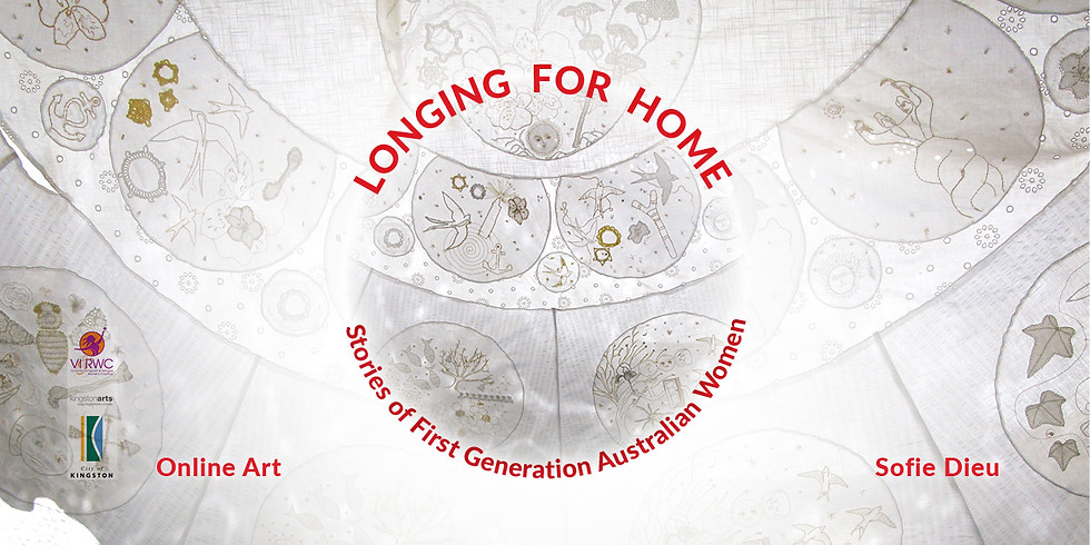 Longing for Home, online art