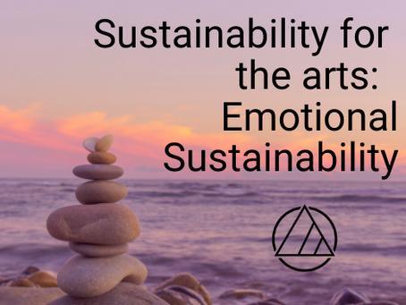 Emotional Sustainability