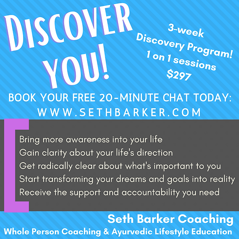 Whole Person Coaching Discovery Session for Entertainment Professionals