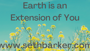 Earth is an Extension of You.