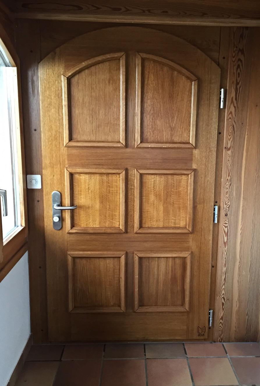 Intérieur porte d'entrée
