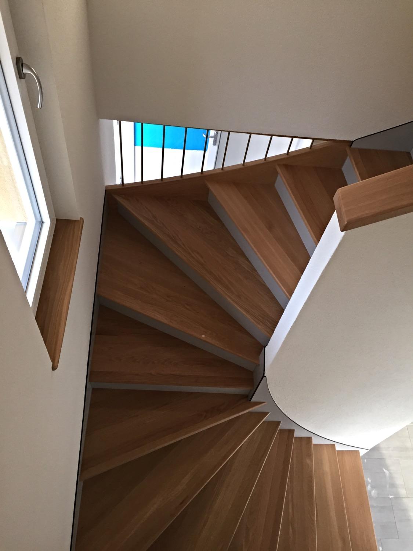 Escalier sur mesures