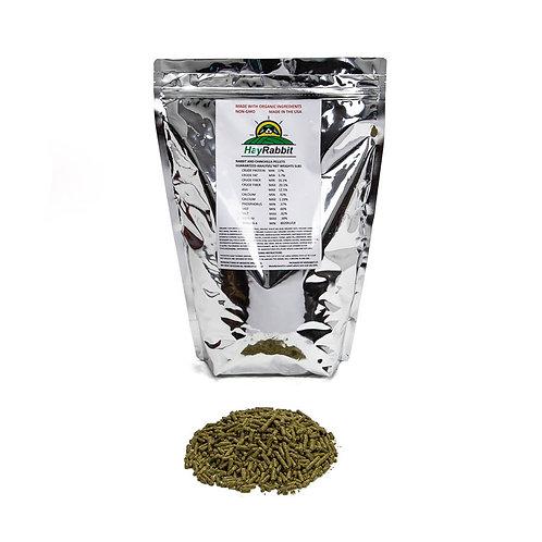 5lb Premium USDA Certified Organic Alfalfa Pellets