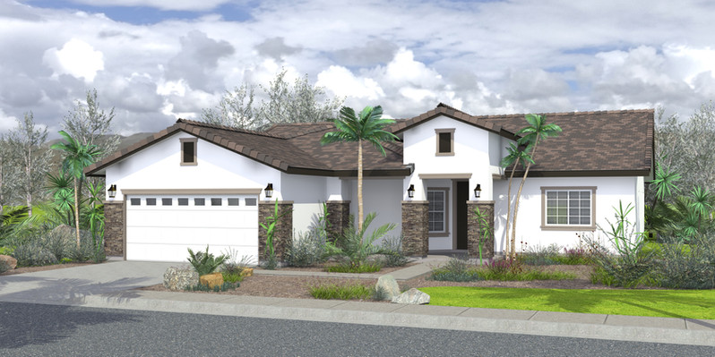 Victoria Homes Phase-1  Plan 4A