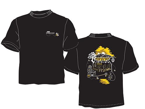 2018 BEE Inspired Black Shirt
