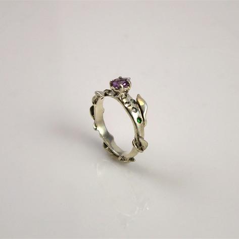 Modern Suffragette Ring