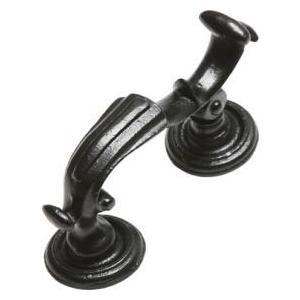 Door Knocker in antique black