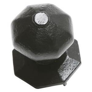 Door Knob in black