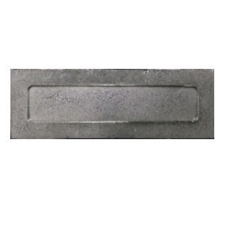 Letter Plate Set in pewter