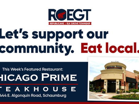 Eat Local: Chicago Prime Steakhouse