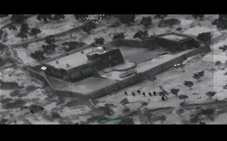 Pentagon releases first images from raid that killed ISIS leader
