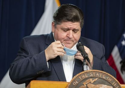 Pritzker Owns COVID Testing Company. Conflict of Interest?