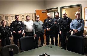 We appreciate the Lisle Police Department