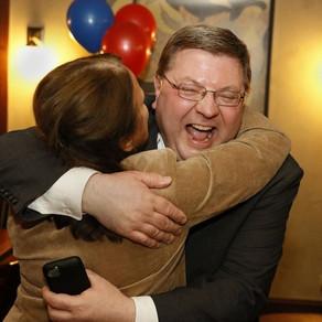Pecak upsets Broda to become Lisle mayor