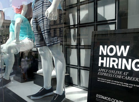 Economy adds 128K jobs in October, exceeding expectations