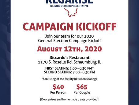 Campaign Kickoff - Scott Kegarise for State Representative