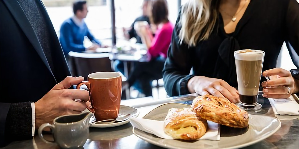 CANCELED: Breakfast Meeting