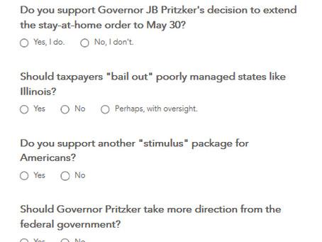 SURVEY: Should we open up Illinois?