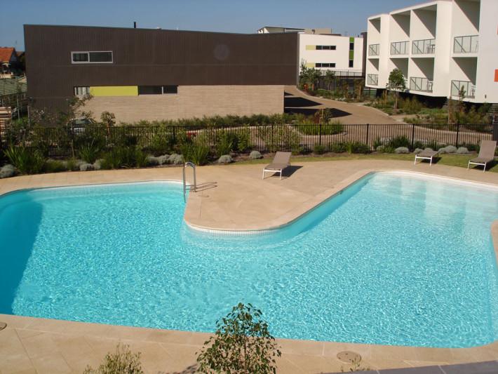Resort Pool Merimbula