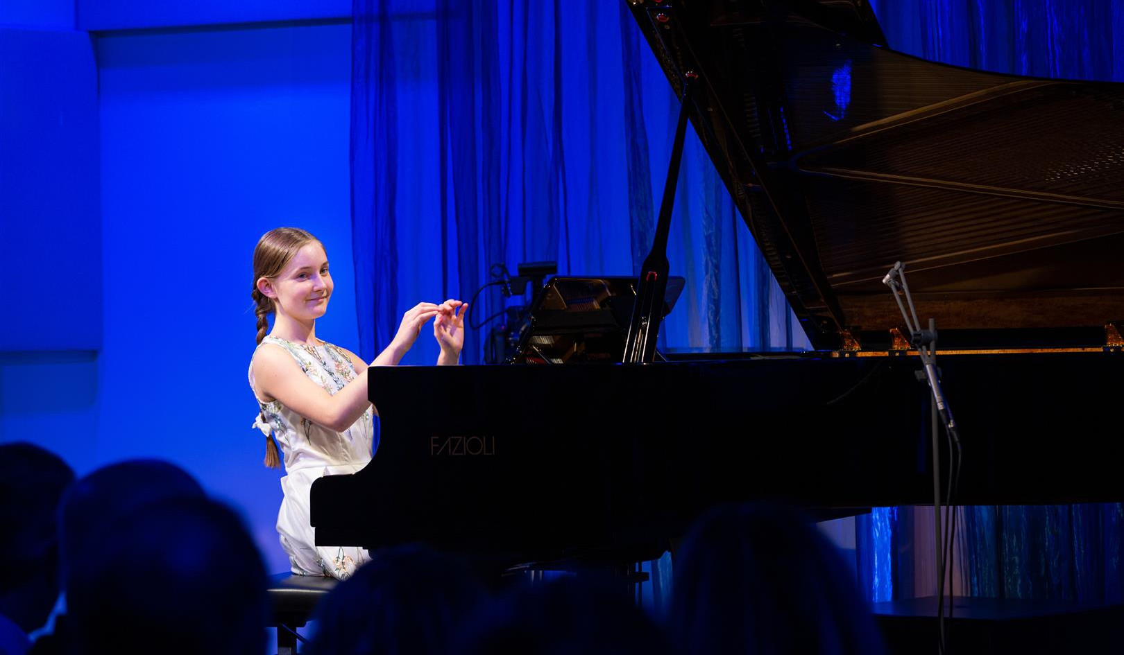 Janice Yi, courtesy of WQXR and The Gree