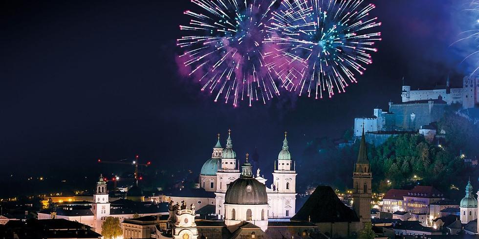 Salzburg Silvesterkonzert, Grosses Festspielhaus