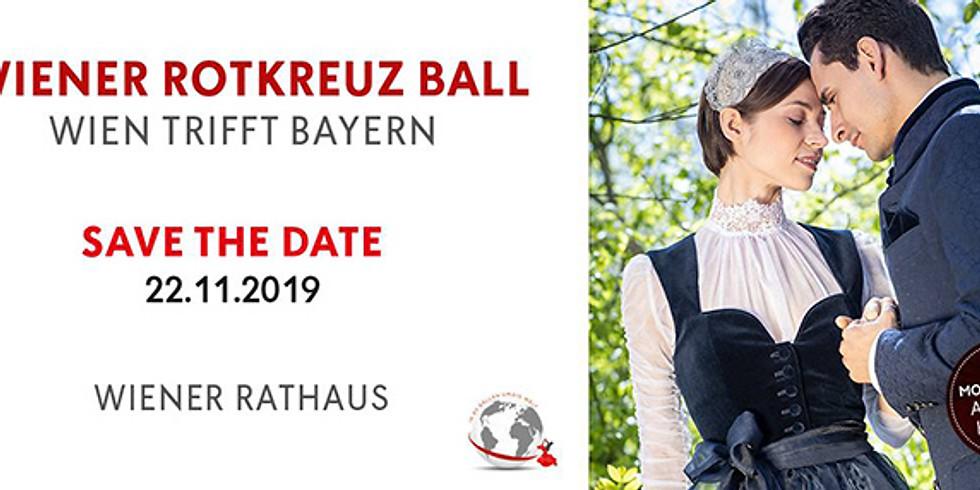 Wiener Rotkreuzball Opening Ceremony