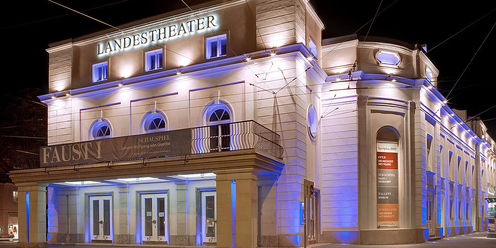 Cinderella at the Salzburg State Theatre