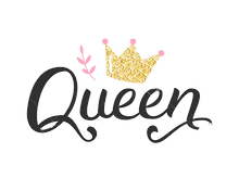 101685354-queen-hand-lettering-with-crow