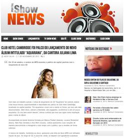 Portal Show News