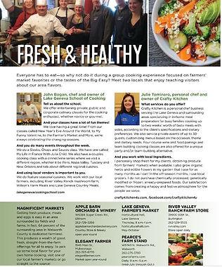 2019 Fresh and Healthy Article Crafty Ki
