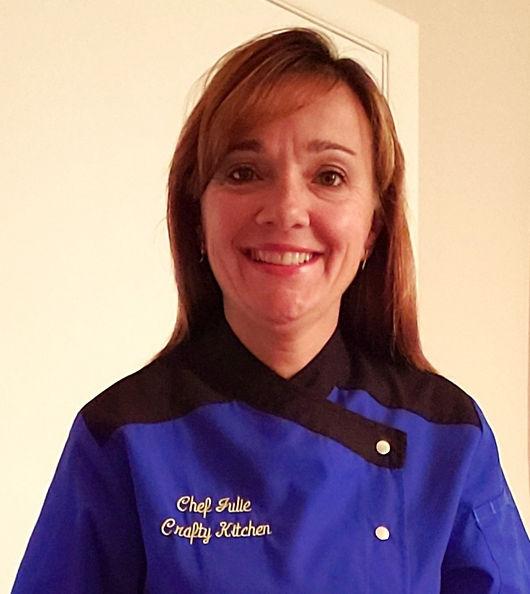 Personal Chef Julie Butschli of Crafty Kitchen