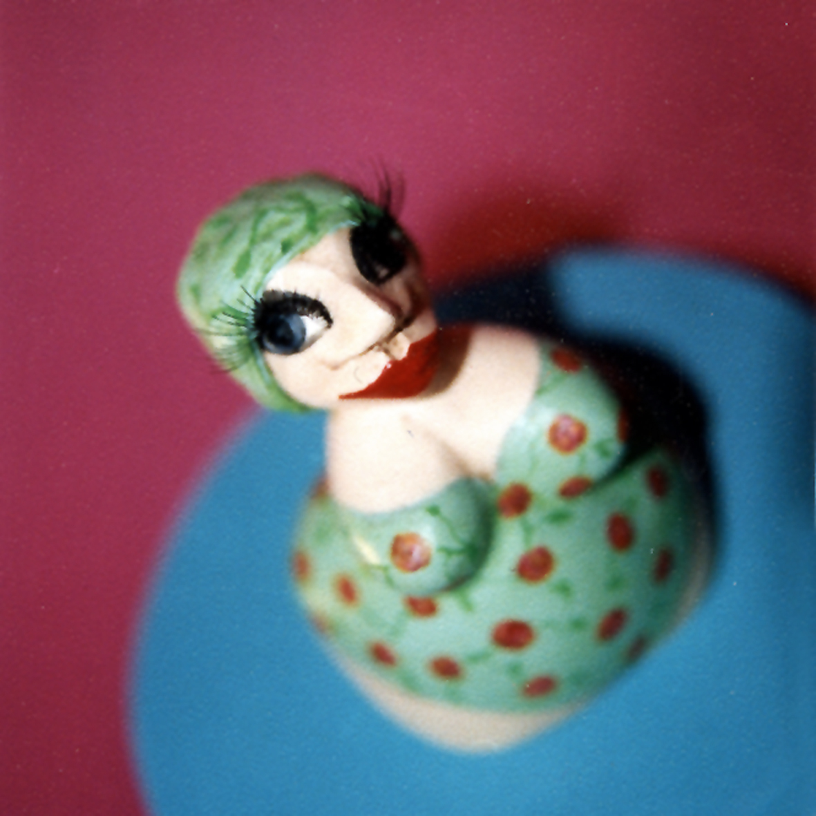 Musikdose – Bertha badet