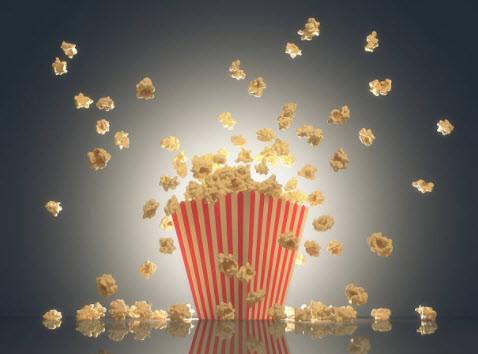 AI and Popcorn