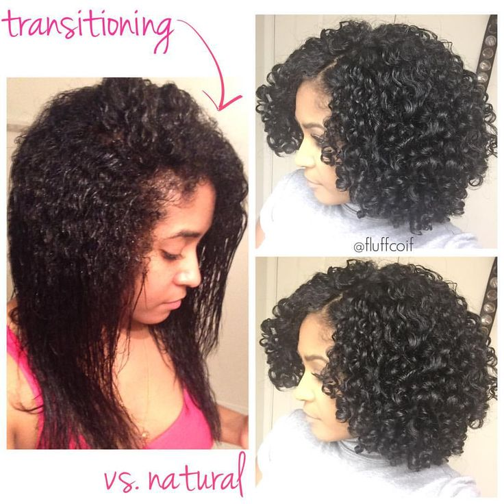 Best Way To Transition To Natural Hair