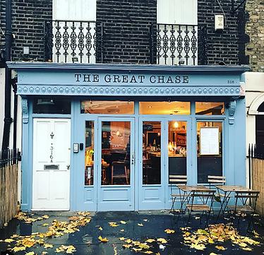 The Great Chase British Halal Restaurant