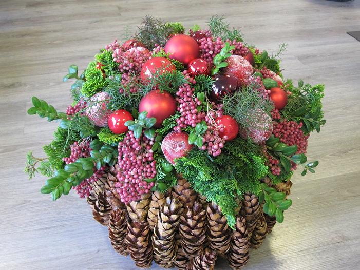 Belflor Blumen Luzern Winter, Advent, Weihnachten, Kränze, Blumenschmuck