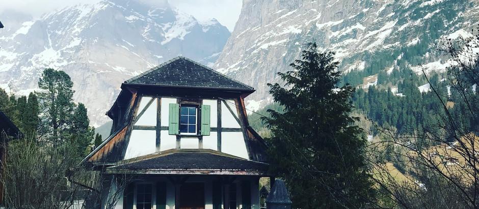 Grindelwald, Jungfrau Region Switzerland