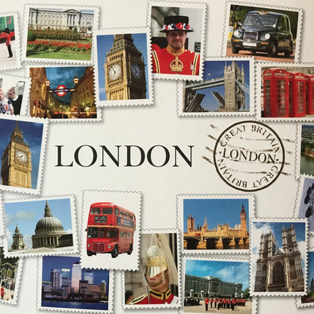 London - on a journey of discovery