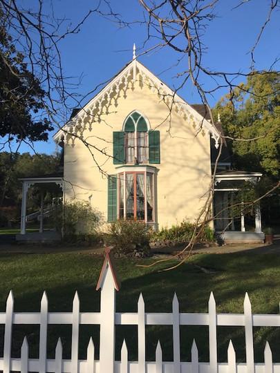 La Casa Grande of General Vallejo Sonoma
