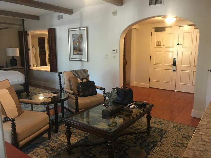 Suite The Ritz-Carlton Bacara, Santa Bar