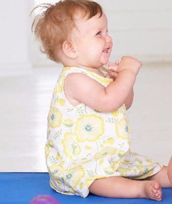 Wriggle and Relax Massage and Yoga for Baby by Baby Senses Ipswich