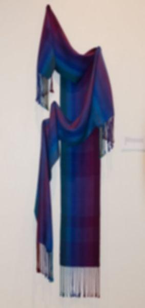 O_de Vries, Geke. Rainbow Scarves.jpg