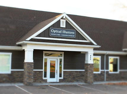 Optical Illusions, Eye Doctor Office in Layton Utah