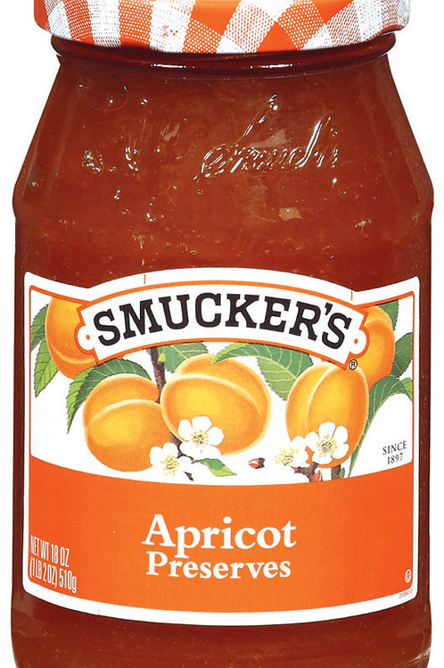 Smuckers Apricot Preserves (12oz)